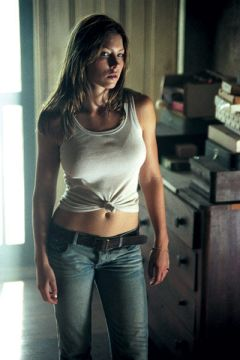 Jessica Biel on The Texas Chainsaw Massacre