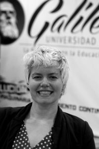 guest speaking at universidad galileo pamela fox