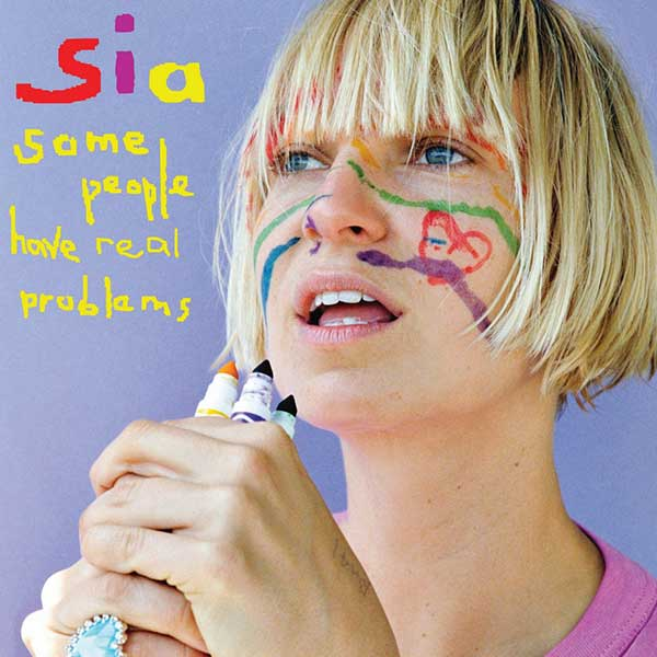 Now playing: Sia