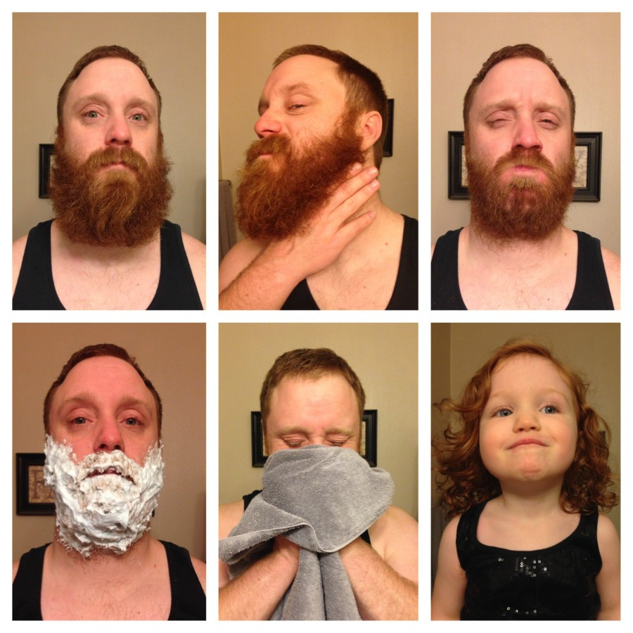 mage by SecretButter via imgur baby face shaved beard